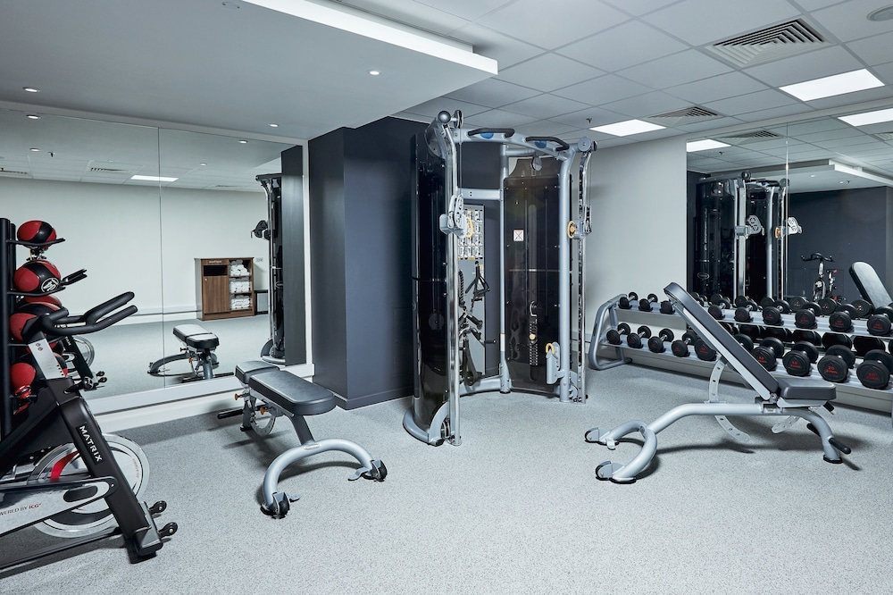 Fitness Facility, Marlin Waterloo