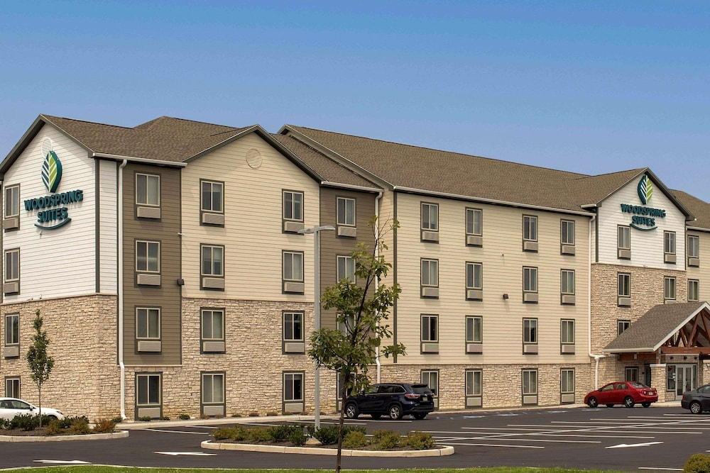 Exterior, WoodSpring Suites Cherry Hill
