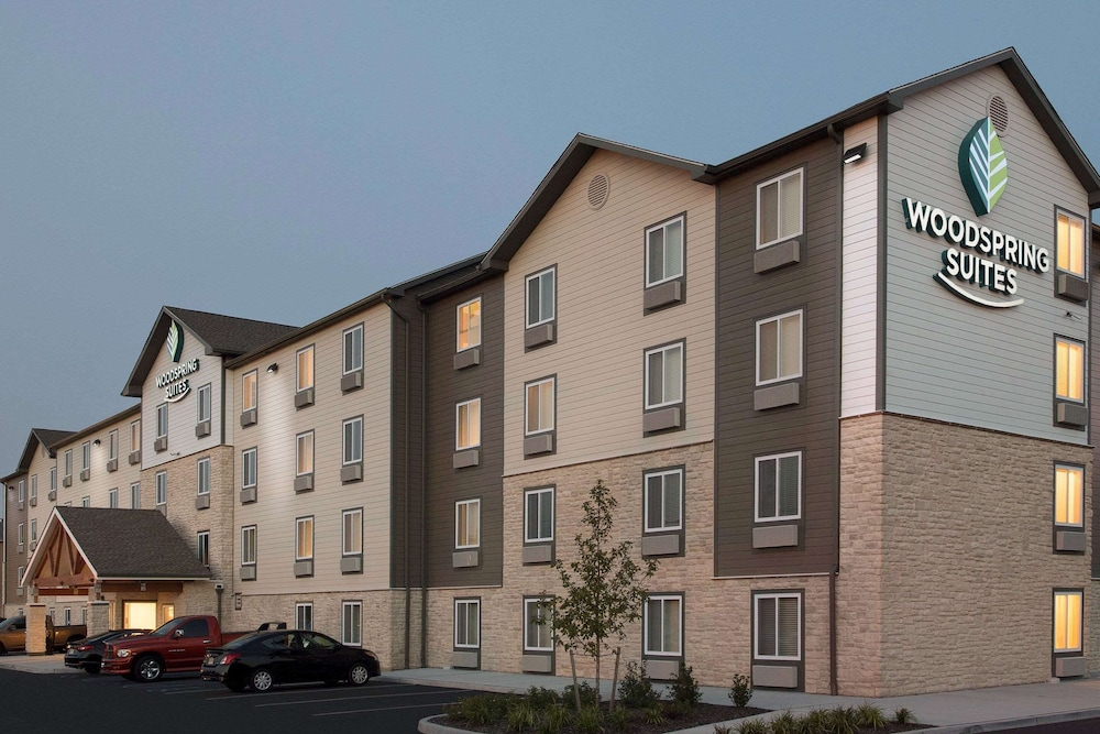 Exterior, WoodSpring Suites South Plainfield