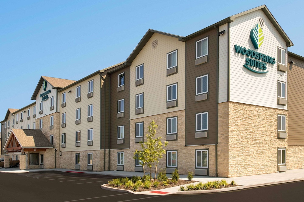 Featured Image, WoodSpring Suites South Plainfield