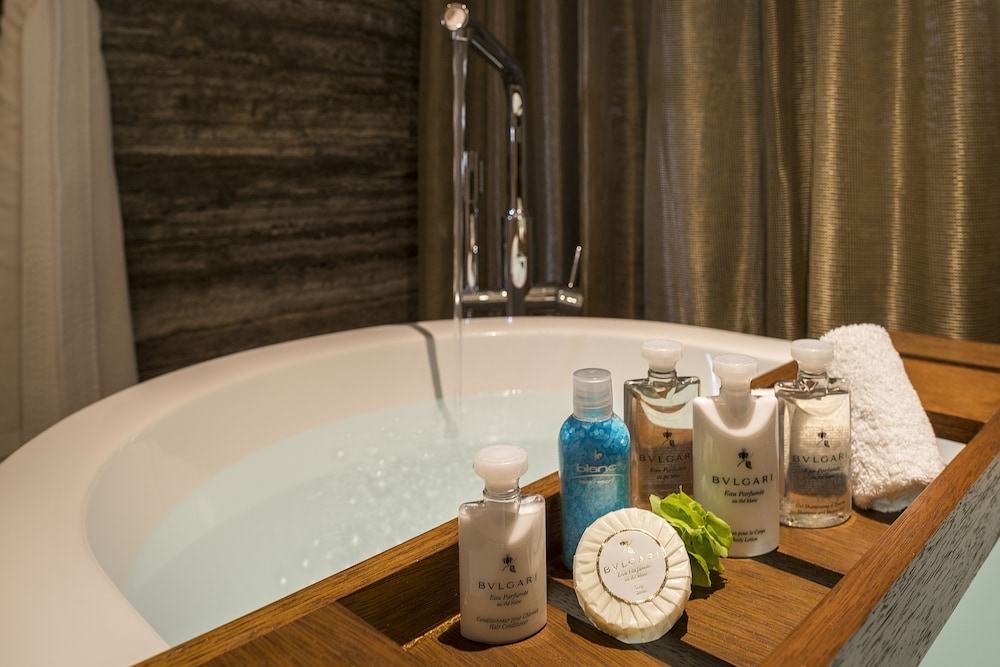 Bathroom Amenities, Le Blanc Spa Resort All Inclusive Adults Only