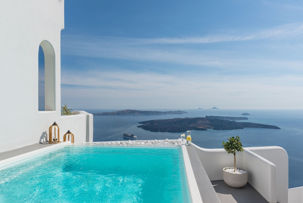 Infinity Collection Prive Adults Only Santorin Grece Expedia Fr