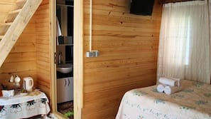 1 bedroom, rollaway beds, free WiFi