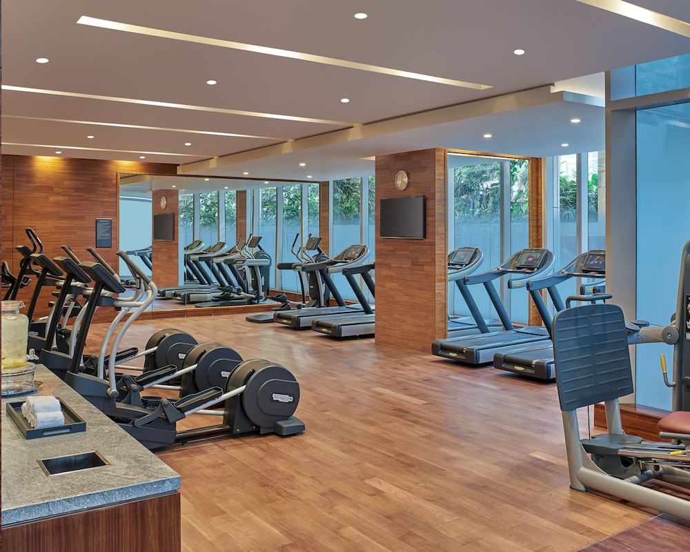 Fitness Facility, Grand Hyatt Manila