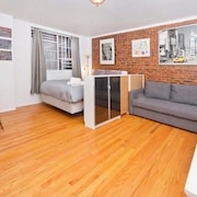 Studio Apartment in New York With Air Conditioning