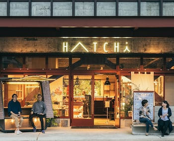 THE SHARE HOTELS HATCHi Kanazawa - Hostel