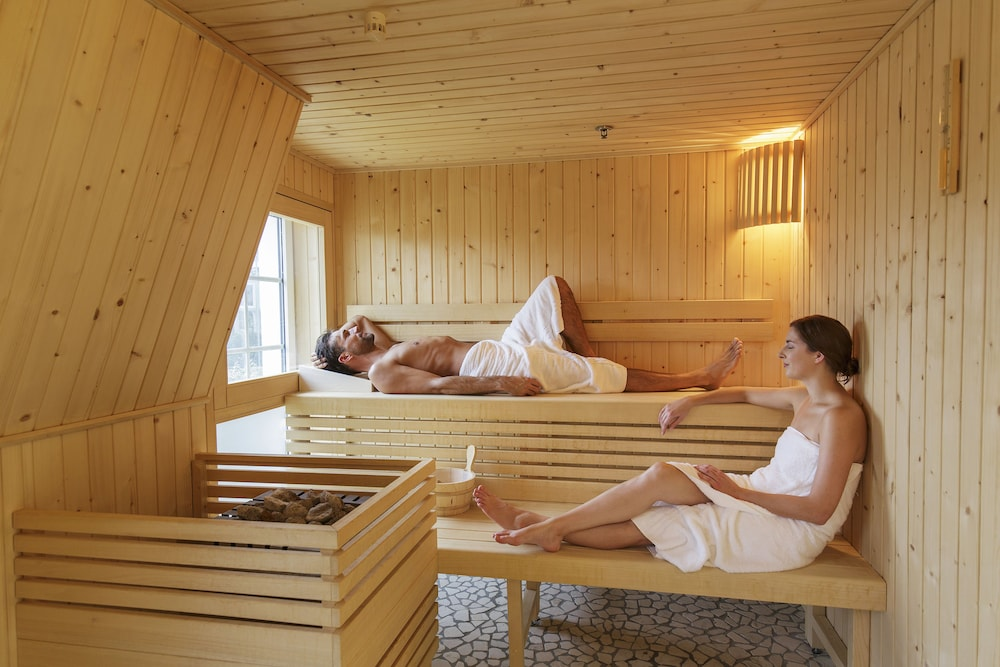 Sauna, Center Parcs Le Lac d'Ailette