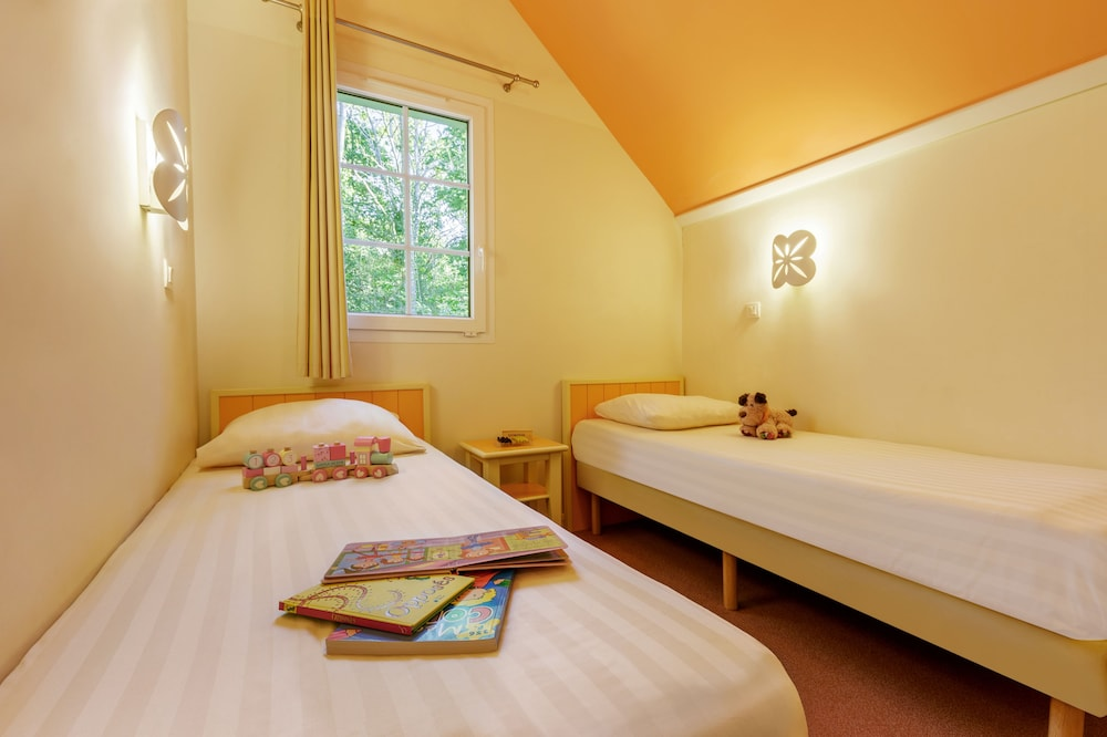 Room, Center Parcs Le Lac d'Ailette