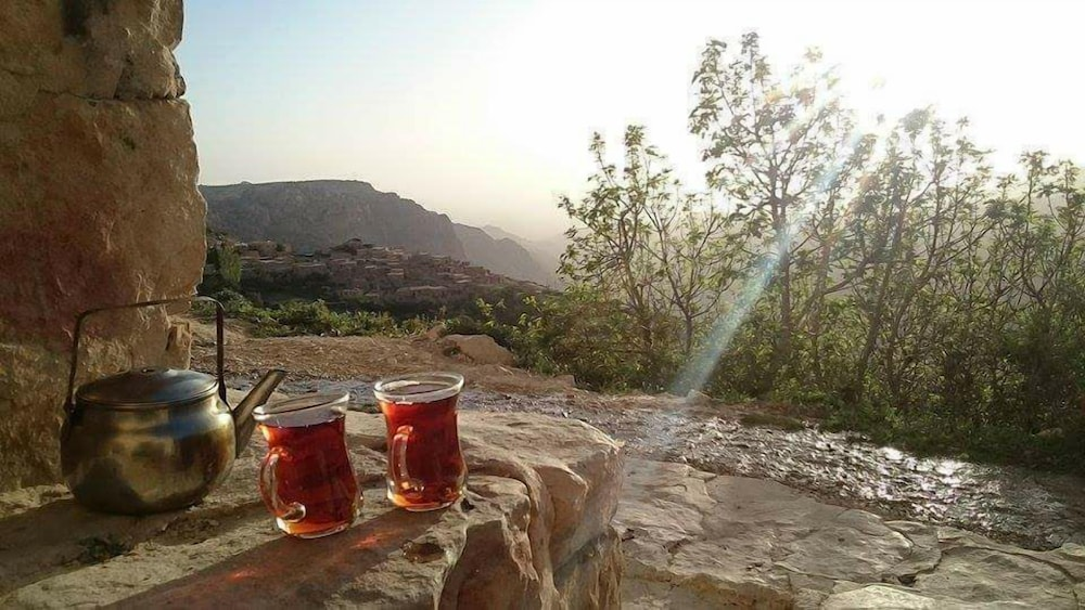 Mountain View, Wadi Dana Eco Camp