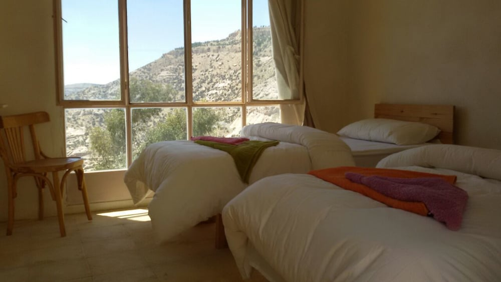 Room, Wadi Dana Eco Camp
