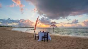 Plage à proximité, navette gratuite vers la plage, cabines gratuites