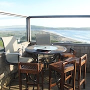 'wabi Tei' Serenity With Panoramic Ocean View. Hot Tub, Bbq, Xbox, Wifi, Pets OK