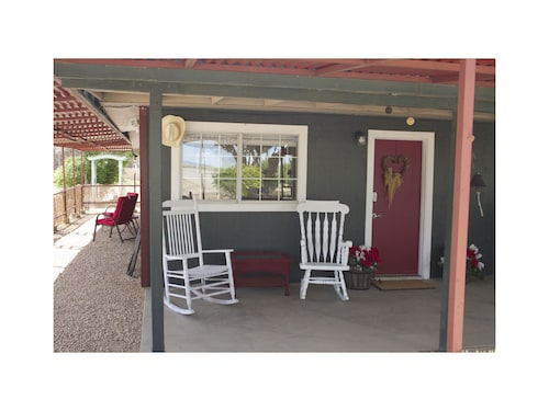 Cozy 2 BR On 2 Acres With Orchard in Rosamond, CA