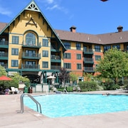 1 BR Condo at the Appalachian - Mountaincreek Ski Resort, Vernon, NJ