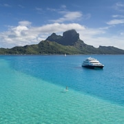 Haumana Cruises - Bora-Bora to Taha'a (Monday to Thursday)