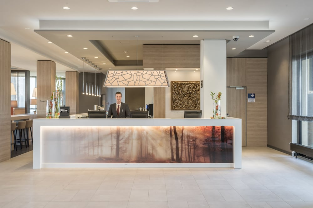Reception, Hampton by Hilton Freiburg