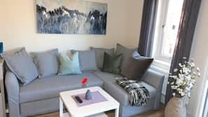 Fladskærms-tv