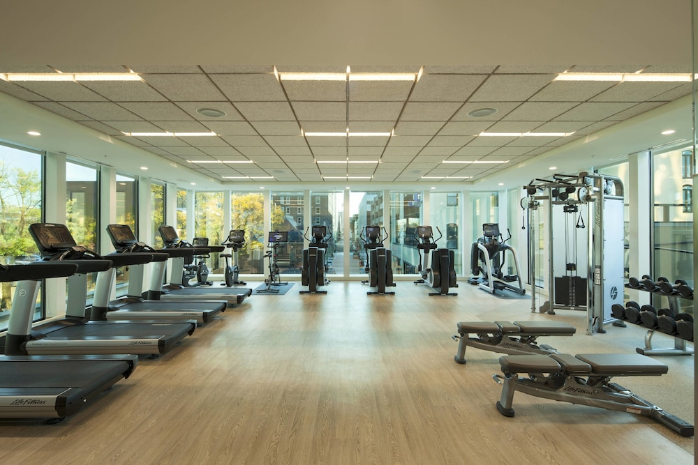 Fitness Facility, The Westin Chattanooga