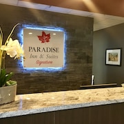 Paradise Inn and Suites Leduc/Edmonton International Airport