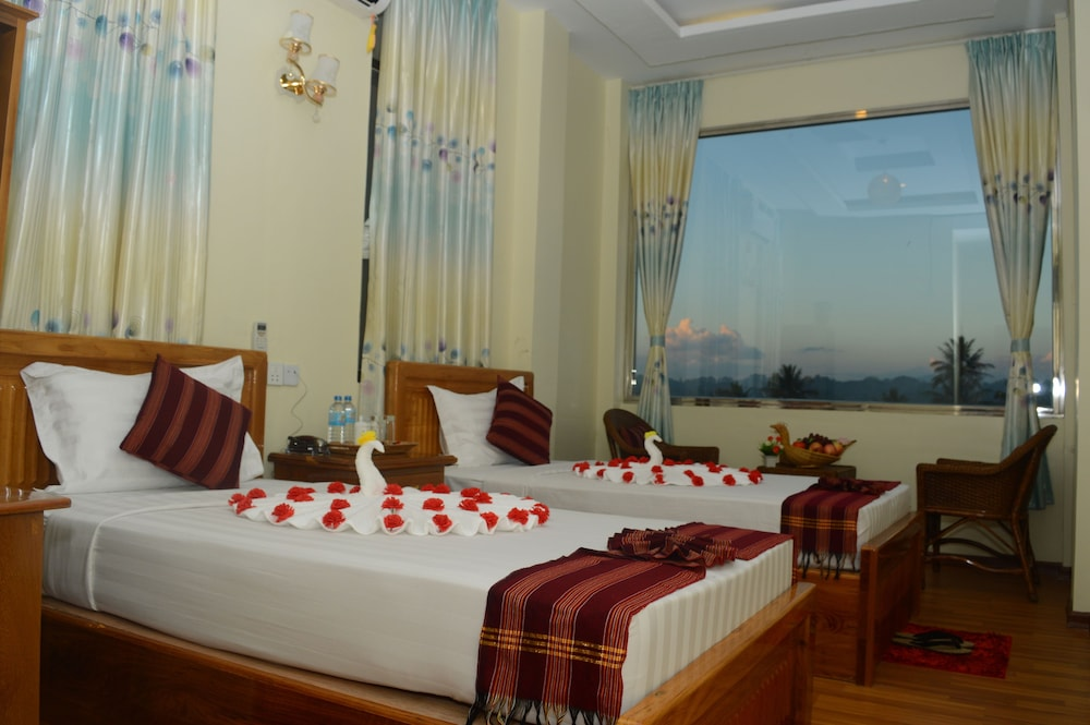Featured Image, Kayah Golden Hill Hotel
