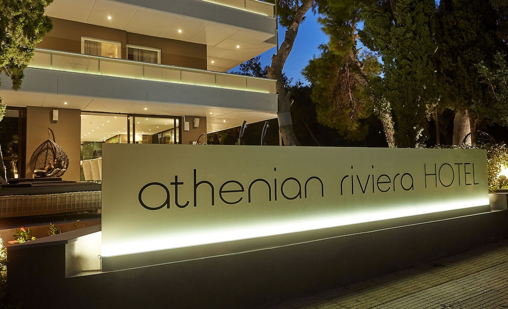 Front of Property - Evening/Night, Athenian Riviera Hotel & Suites