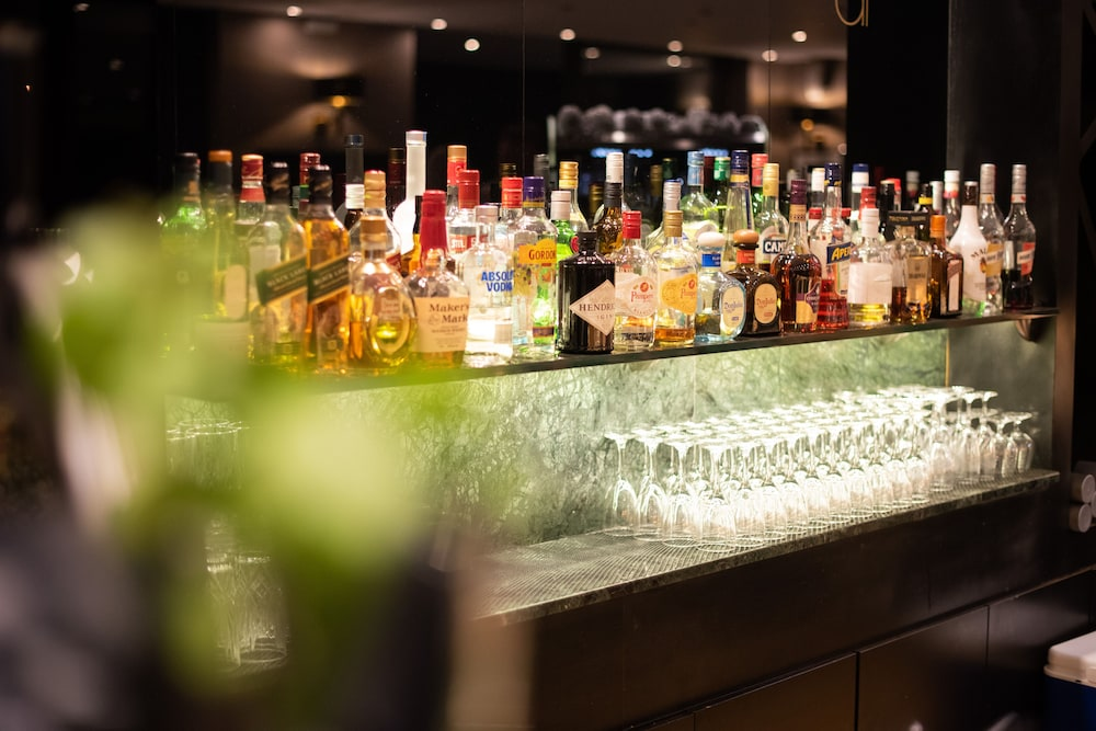 Bar, Athenian Riviera Hotel & Suites