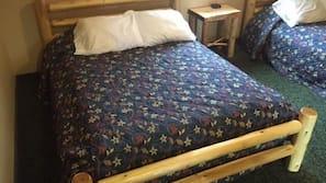 Memory foam beds, free rollaway beds, free WiFi, wheelchair access