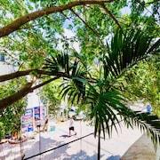 Vista al balcón