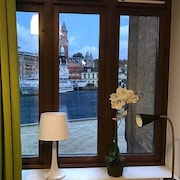 Utsikt från hotellet