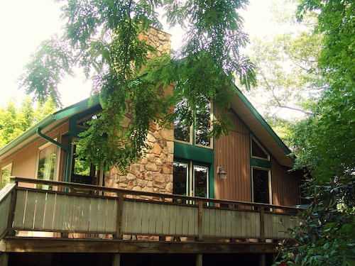 Great Place to stay Paddler's Lane Retreat near Confluence