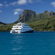 Haumana Cruises - Taha'a to Bora-Bora (Thursday to Sunday)