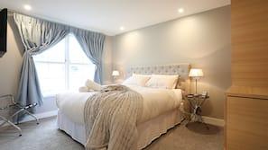 2 bedrooms, premium bedding, down duvets, pillow-top beds
