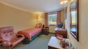 1 bedroom, individually furnished, desk, laptop workspace