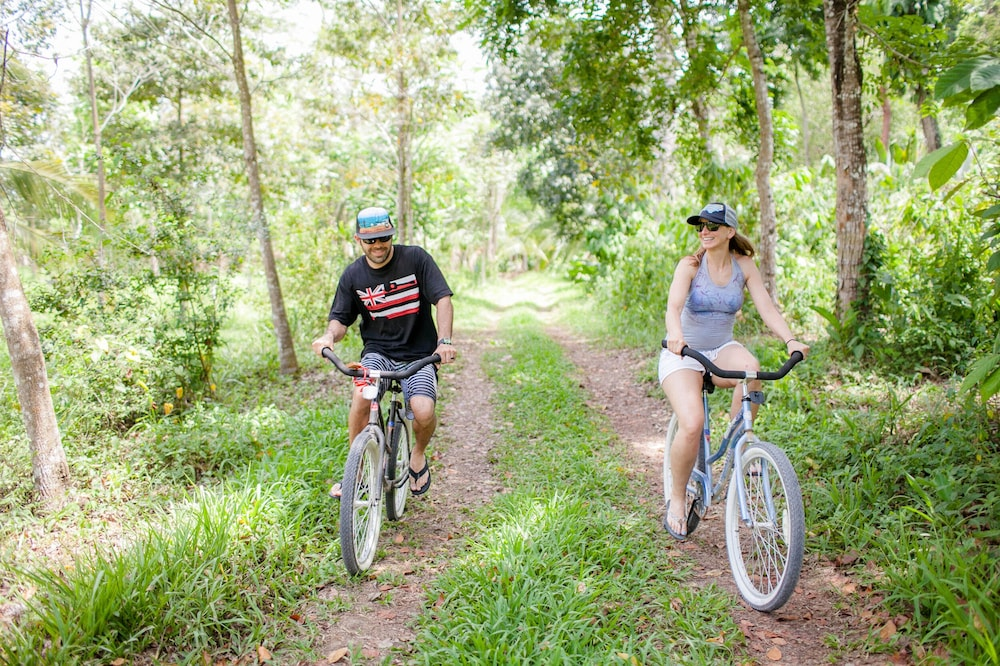 Bicycling, Copal Tree Lodge, a Muy'Ono Resort