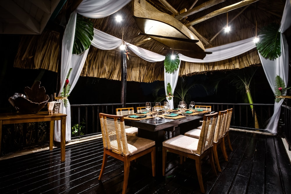 Restaurant, Copal Tree Lodge, a Muy'Ono Resort