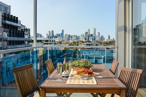 Boutique Stays - Zinc Views - 401, Port Melbourne