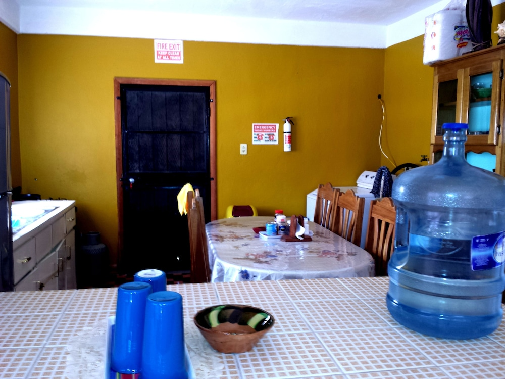 Dining, Belize Cultural Adventure Guesthouse