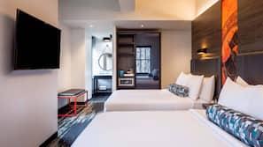 高級寢具、保險箱、窗簾、熨斗/熨衫板
