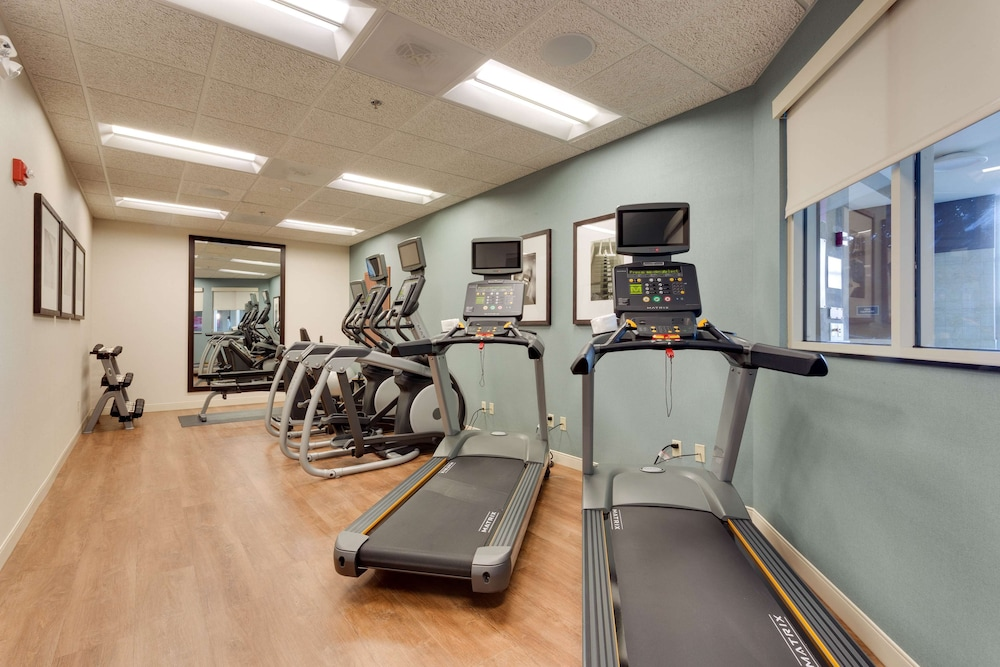 Fitness Facility, Drury Plaza Hotel St. Louis St. Charles