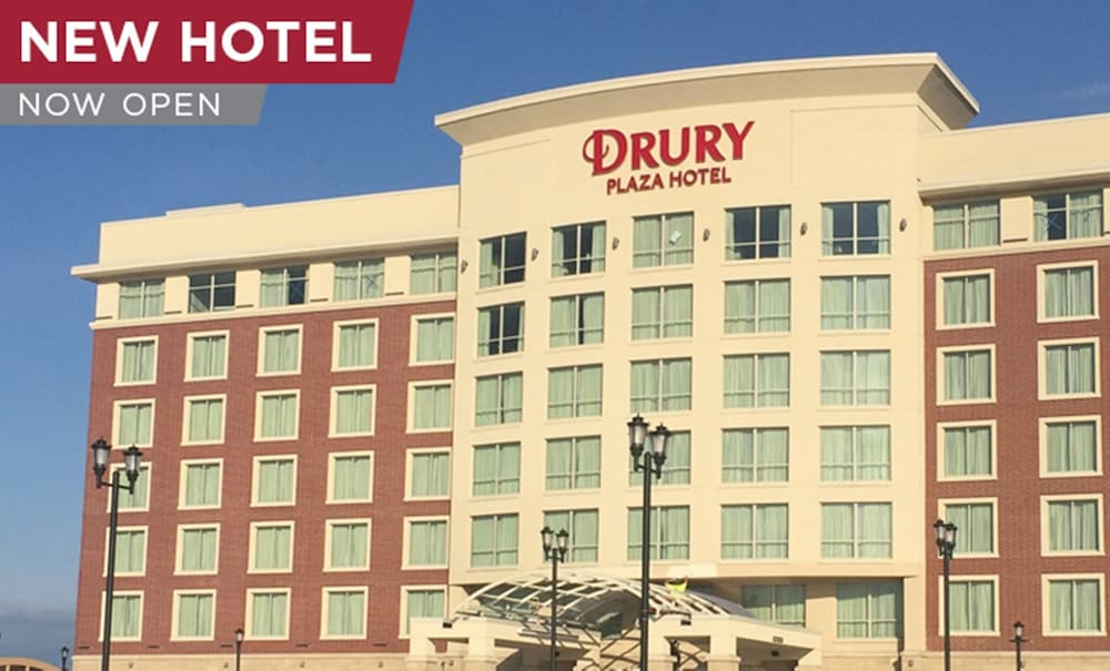 Drury Plaza Hotel St Louis Charles 3 0 Out Of 5