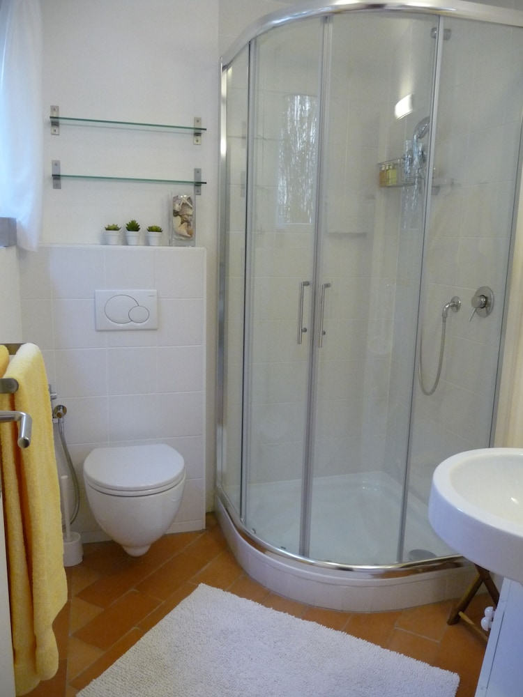 Bathroom, Little House In Historical Setting