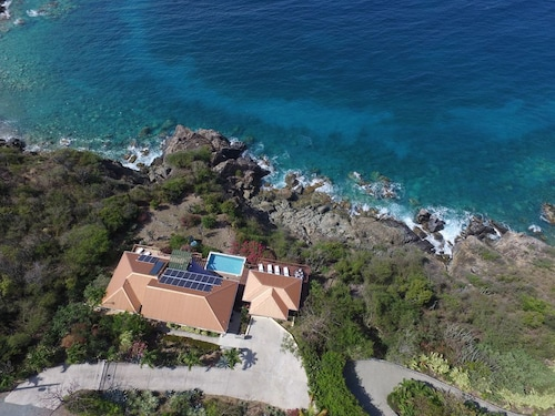 Villa Mirino - Fabulous Ocean Front Villa. Be Sure to Watch the new Video!