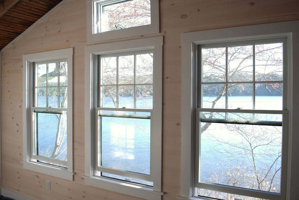 , Waterfront Cabin on Long Pond