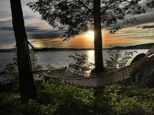 Great Place to stay Peace and Serenity On Sebec Lake near Bowerbank