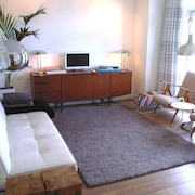 Linnaeussuite, Award Winning Stylish Design Apartment With Roof Terrace