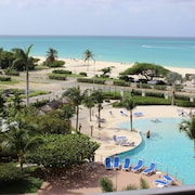 New Beachfront Oceanview 3bd 3ba Luxury Penthouse W/private Roof top Terrace