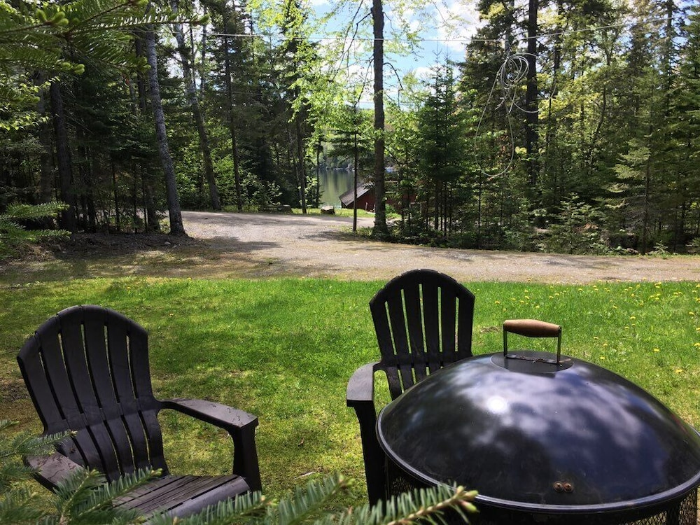 Property Grounds, Quiet, Pet Friendly Cottage Near Moosehead Lake!