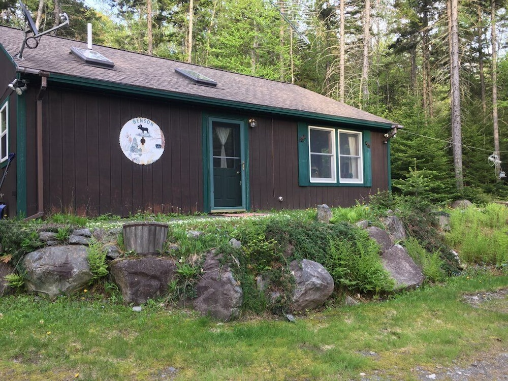 Exterior, Quiet, Pet Friendly Cottage Near Moosehead Lake!