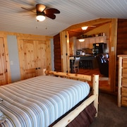 Perfect Lakeside Log Cabin Wkends 2 nts W/3nt Free! Fireplace View Slps 6