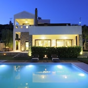 Luxury in Theologos,malesina,pool,view,90min From Athens.for Demanding Guests!